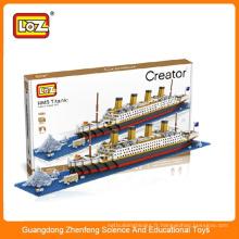 LOZ Nouveau style Ensemble éducatif Block Toy