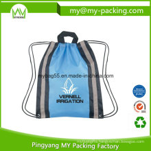 Recycled Promotional Shop PP Rope Drawstring Bag