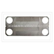 Placa de M30B e a junta, Alfa laval relacionadas com peças de reposição