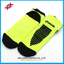 mens knitting outdoor running sock/compression sport socks