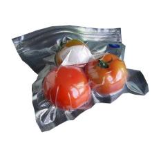 Bolsa de almacenamiento de vacío / bolsa de vacío de frutas secas / bolsa de vacío de aluminio