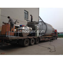 Kecepatan Tinggi Centrifugal Polyvinyl Chloride Emulsion-Type Spray Dryer