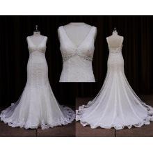 "Vestidos de noiva de estilo boêmio padrões ""sexy"""