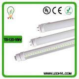 Hot tube 18w led tube lighting led lamp 2014 t8 led tube qualified