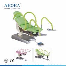 AG-S105B Gebrauchte medizinische Anwendung Krankenhaus gynäkologischen Operationsstuhl
