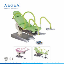 AG-S105B CE approved electric gynecological equipment examination chair