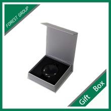 Atacado caixa de presente personalizado fechamento magnético com inserto de esponja