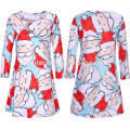 Pijama del onesie del mono de las mujeres adultas al por mayor barato de la ropa de la Navidad con la capilla