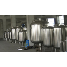 Stainless Steel Mixing Tank Water Heating Tank