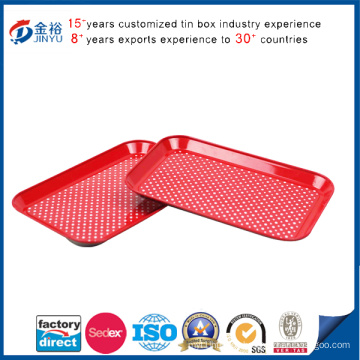 Tinplate Baking Tray Aluminum Serving Tray-Jy-Wd-2015110503
