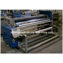 (SL-2000) máquina de corte de tela no tejida / máquina de corte de bolsas tejidas