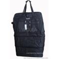 """VAGULA 36"""" Rolling Wheeled Duffle Bag Spinner Suitcase Expandable Luggage"""