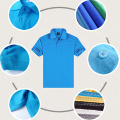 Fitted Woman Dry Fit Golf Polo Shirts Toptan İş Elbiseleri