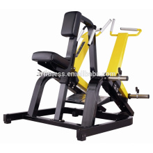gym equipment commercial/ plate loaded Seated Row/ fitness machine made in China