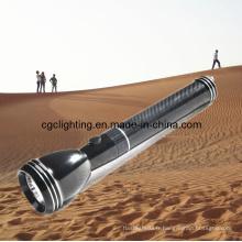 Lampe torche en aluminium rechargeable CC-002-3sc