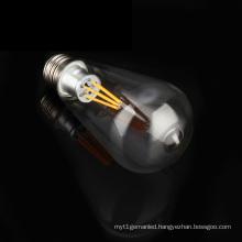 Edison 4W 6W E27, E26, B22 Filament LED Candle Light