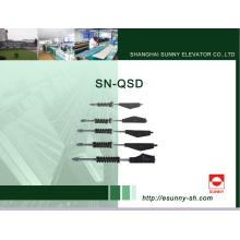 Attaches de câble métallique pour ascenseur (SN-QSD11W)