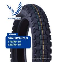 neumático de la motocicleta de 130 x 90 x 15