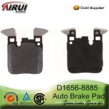 D1656-8885 задних тормозных колодок для 2013 BMW 335i Спорт