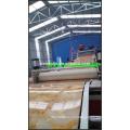 Пластиковые ПВХ искусственный мрамор лист//extrusion линия по производству