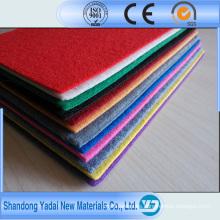 La mejor calidad vende caliente Fábrica de alfombras al por mayor manufacturada