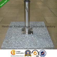 Base en marbre de 40kg pour parasol de Patio extérieur (MB-S040)