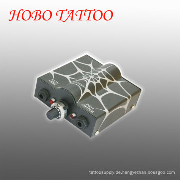 Mini Tattoo Maschine Switch Netzteil mit Clip Cord Hb1005-10