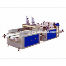 Automatic laundry flat ironer & sheet ironing machine