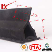 EPDM Rubber Extrusion Weather Strip for Cars as Your Drawing