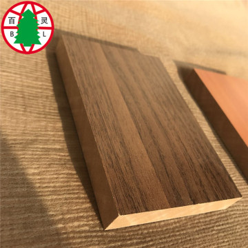 Melamine Laminated MDF Board for Furniture