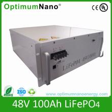 48V Batería Batería de iones de litio 40ah 60ah 80ah 100ah
