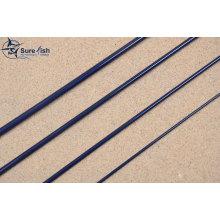 Оптовые продажи Toray углерода Im12 летать рыбалка стержня пустой