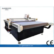 Máquina de corte cnc con precio de fábrica de cuchilla oscilante