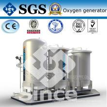 Generador de oxígeno PSA industrial de alto rendimiento