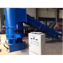 Máquina aglomeradora Ghx100 / Film Granulator de película residual