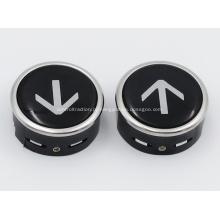 Botão de pressão Hitachi para elevador FL-PW
