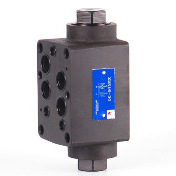 Z2S16 Thủy lực một chiều Pilot Operated Check Valve