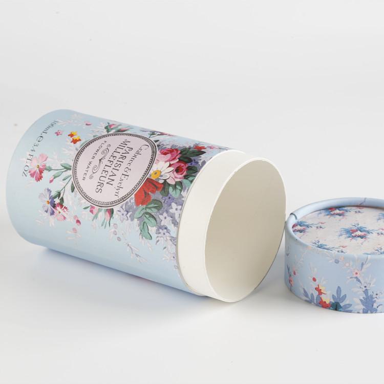 Kraft Paper Tube Box