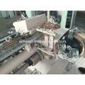 Telar de chorro de aire de alta velocidad HYXA-710 con alimentador Roj y leva Staubli