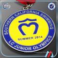 Médailles sportives baptême de natation