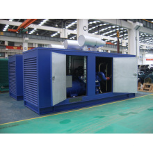 Низкая мощность шума (20-2250 кВА)