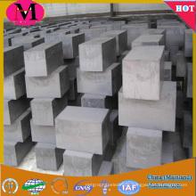 High carbon content graphite block for sale