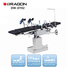 DW-OT02 High quality Multi-purpose head controlled hospital surgical operation table
