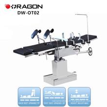 DW-OT02 Table opératoire chirurgicale hospitalière à tête multi-usage de haute qualité