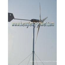eolic power generator for household use