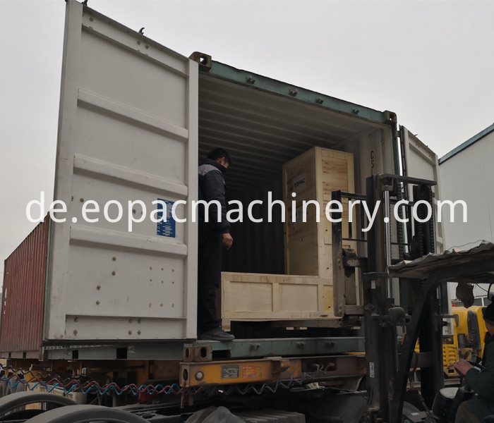 Baggage Plastic Packing Machine