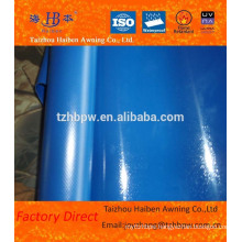Heavy Duty Waterproof PVC Coated Canvas Tarpaulin