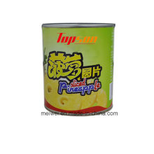 Food Fruit Canned Sliced Pineapple