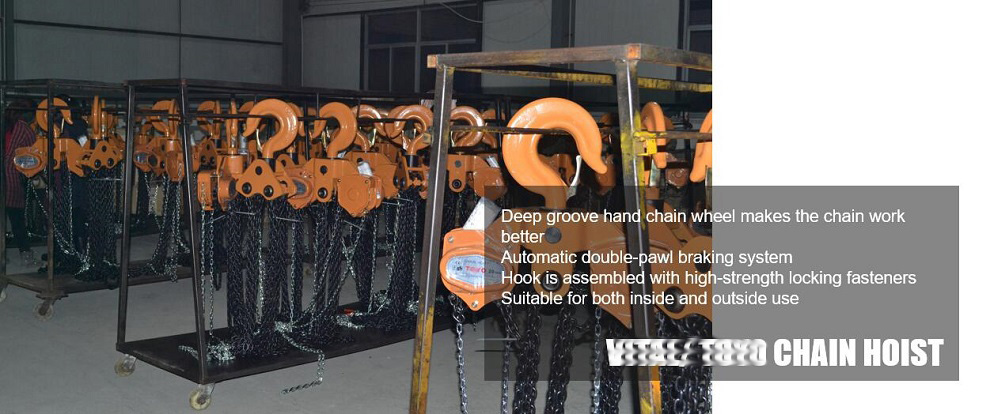 chain block 30 ton