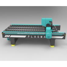machine de découpage de plasma de commande numérique par ordinateur de feuille d'aluminium
